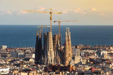 Barcelona - widok na miasto